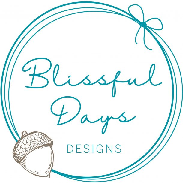 Blissful Days Designs logo